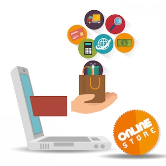 Compras online design