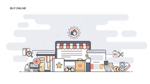 Compre banner online online