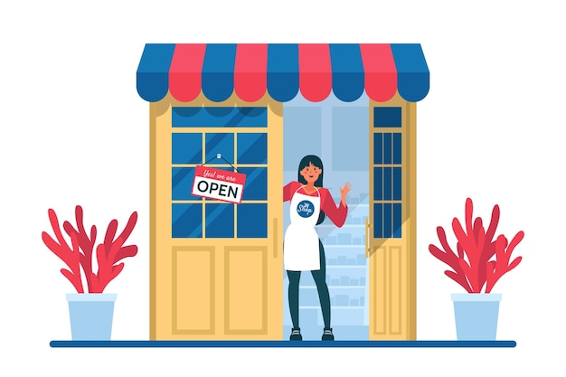 Compre com o sinal de que estamos abertos