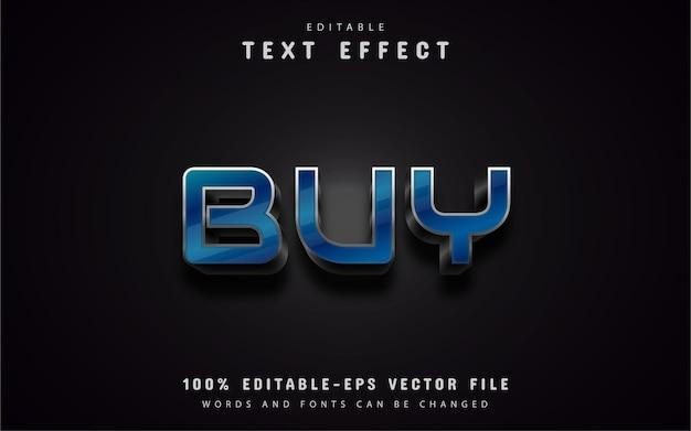 Compre efeitos de texto