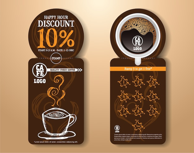 Comprovante de café