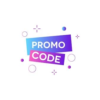 Comprovante de código promocional