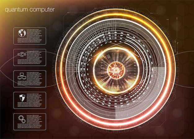 Computação quântica, algoritmos de big data, computação quântica, tecnologias de visualização de dados