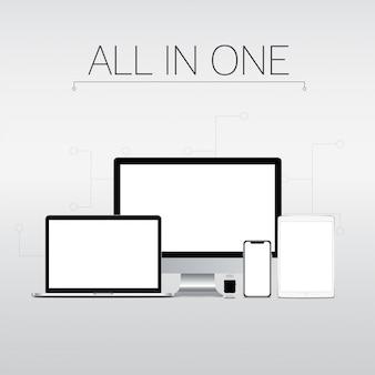 Computador e gadget
