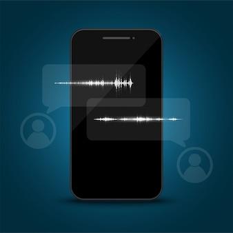 Comunicação de formatos de áudio