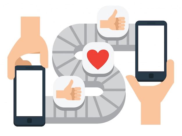 Comunicação móvel