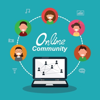 Comunidade online