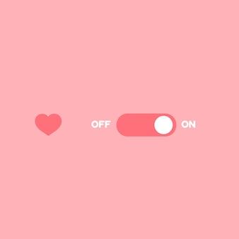 Comutador de amor