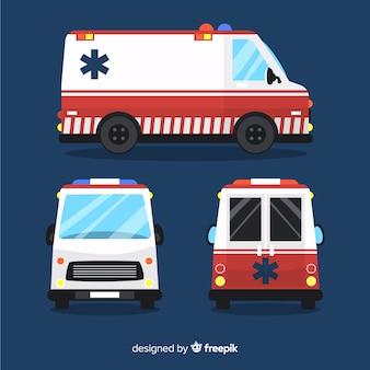 Conceito de ambulância