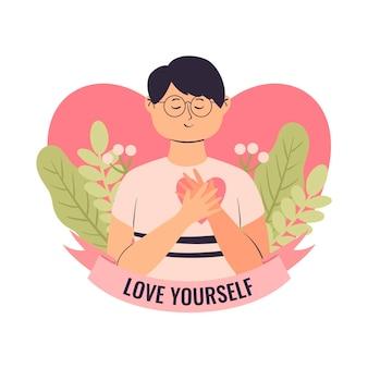 Conceito de auto-cuidado