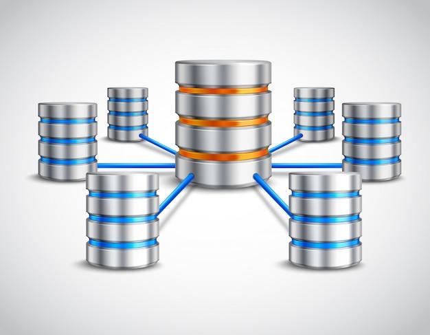 Conceito de banco de dados de rede