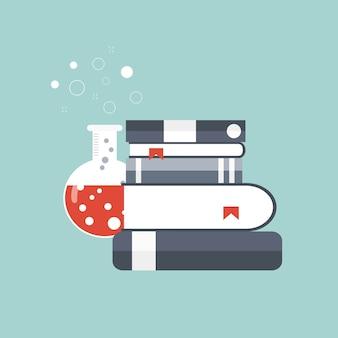 Conceito de ciência, medicina e conhecimento