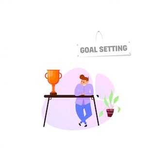 Conceito de configuração de metas
