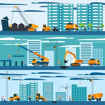 Conceito de construção e construção