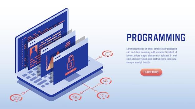 Conceito de desenvolvimento de software, programação e análise de dados