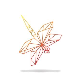 Conceito de design de logotipo da empresa