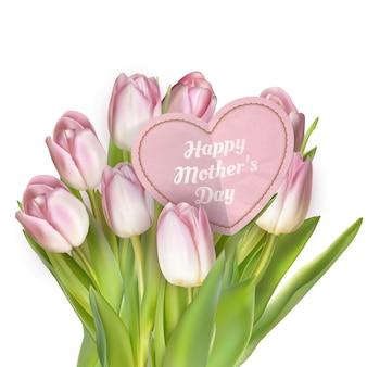 Conceito de dia das mães.