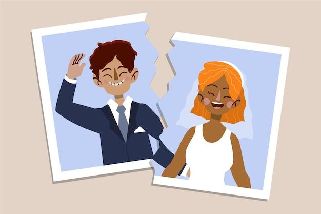 Conceito de divórcio