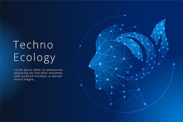 Conceito de ecologia tecnológica
