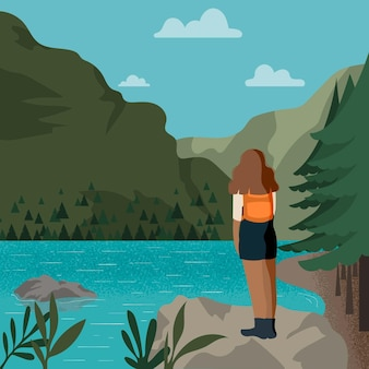 Conceito de ecoturismo