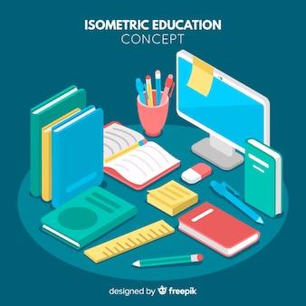 Conceito de educação isométrica
