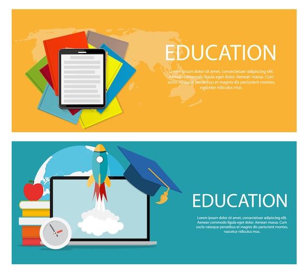 Conceito de educação online
