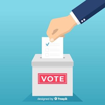 Conceito de eleição