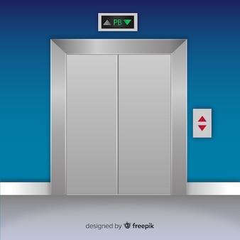 Conceito de elevador