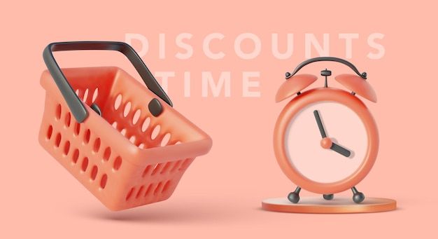 Conceito de entrega e compra online de comida e comida
