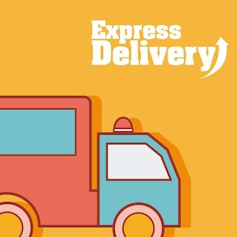 Conceito de entrega expressa