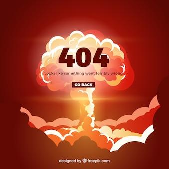 Conceito de erro 404