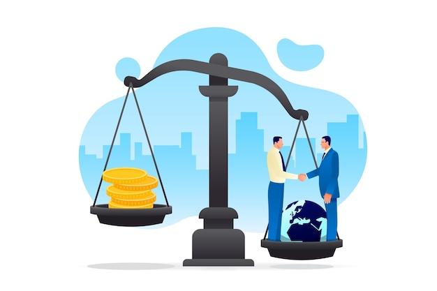 Conceito de ética empresarial