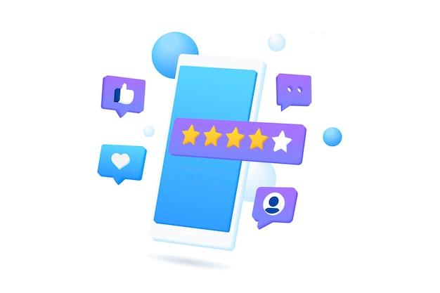 Conceito de feedback positivo