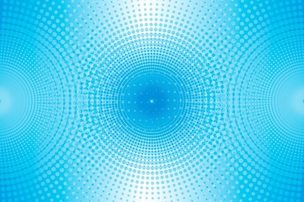 Conceito de fundo abstrato de meio-tom