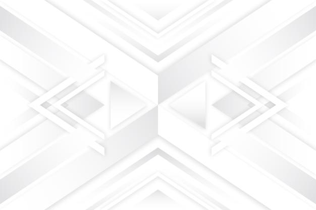 Conceito de fundo branco textura elegante