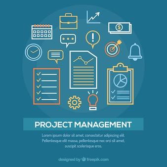 Conceito de gerenciamento de projetos