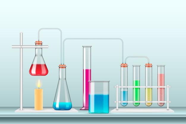 Conceito de laboratório de ciência realista