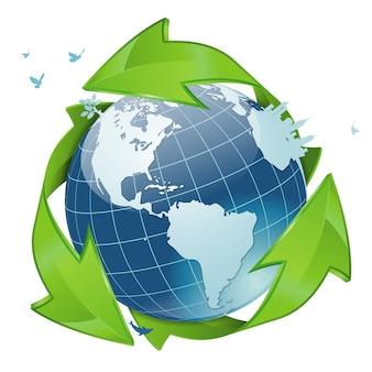 Conceito de meio ambiente e ecologia