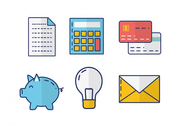 Conceito de pagamento on-line