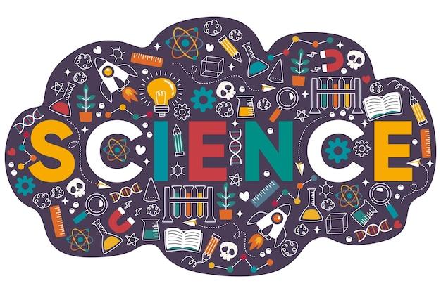 Conceito de palavra de ciência