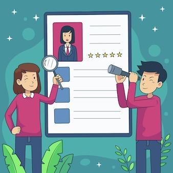 Conceito de processo de contratação