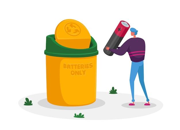 Conceito de resíduos de equipamentos elétricos e eletrônicos