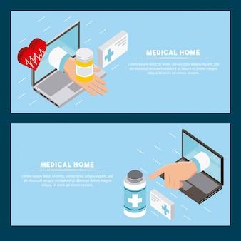 Conceito de saúde digital