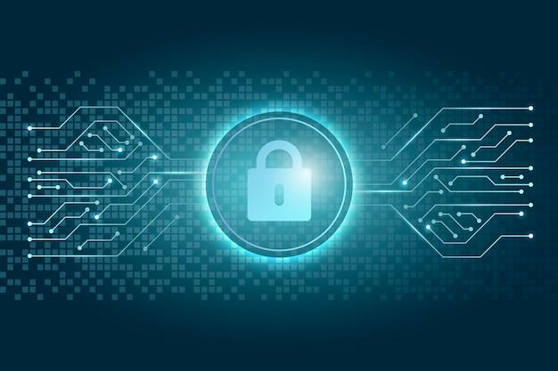 Conceito de segurança cibernética