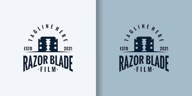 Conceito de símbolo criativo para censura de filmes