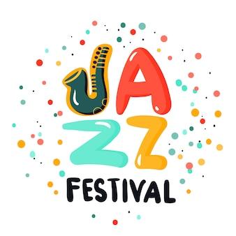 Conceito de sinal de jazz