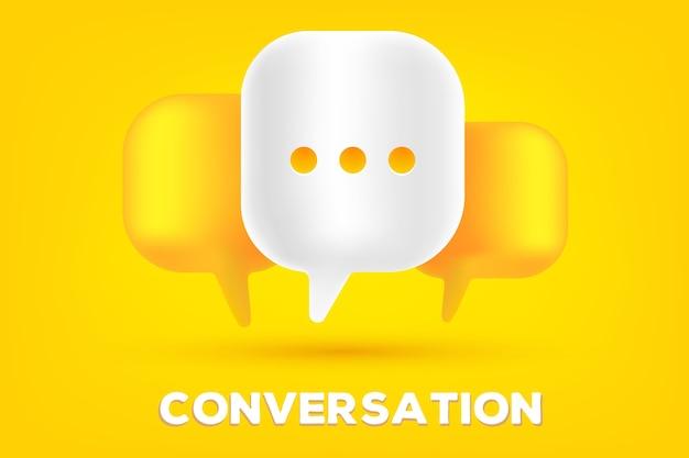 Conceito de tecnologia de comunicação móvel