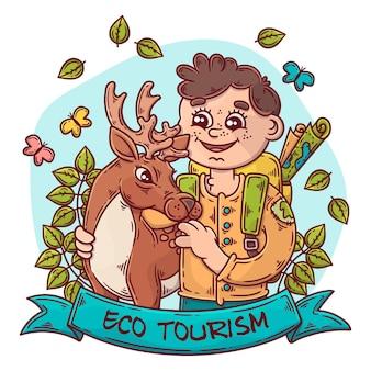 Conceito de turismo ecológico