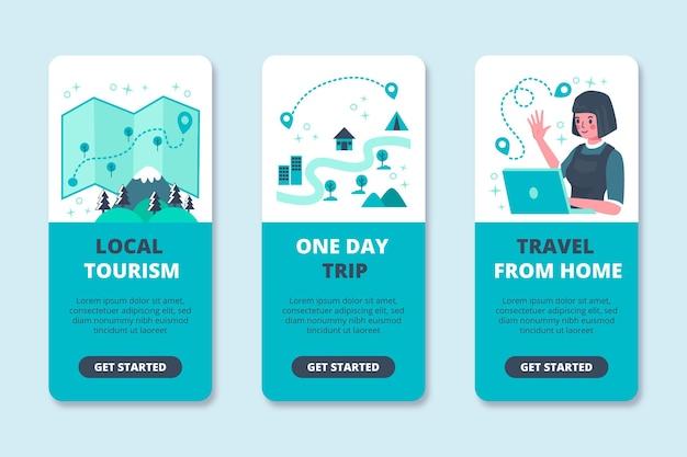 Conceito de turismo local