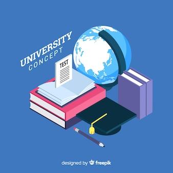 Conceito de universidade isométrica